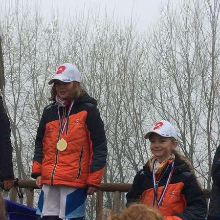 Podium district u10 F