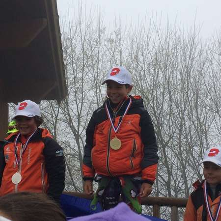 Podium district u10 M