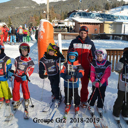 PHOTOS GROUPES 2018-2019
